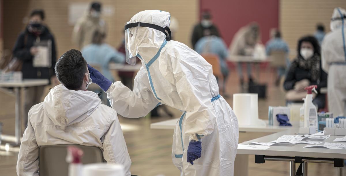 Die Abgabe von PoC-Antigen-Schnelltests wurden an mehr Einrichtungen erlaubt