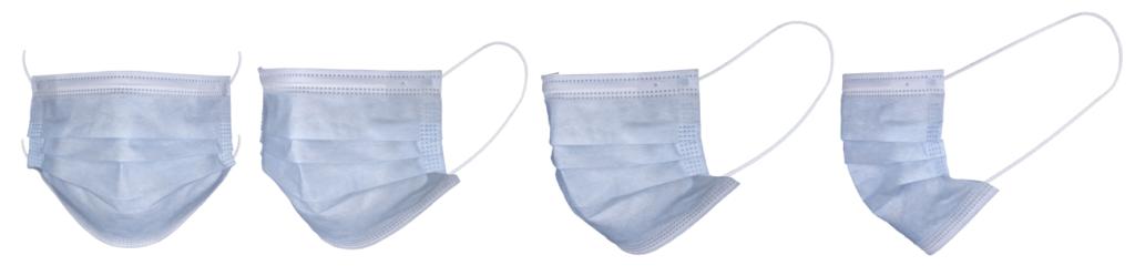Medizinische Gesichtsmasken müssen die Übertragung infektiöser Keime des Trägers auf die Umgebung verhindern können. Sie dienen vor allem dem Fremdschutz